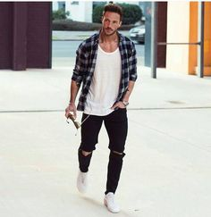 Men Fashion For Spring | trends4everyone