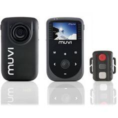 veho VCC-005-MUVI-HD10 Mini HD Action Camcorder