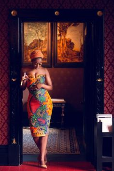 My type of outfit for the right reasons and the right events. Look beautiful and My type of outfit for the right reasons and the right events. Look beautiful and elegant in ankara designs and African fabrics. African Inspired Fashion, African Men Fashion, Africa Fashion, African Beauty, African Women, Ankara Fashion, Ghanaian Fashion, African Print Dresses, African Dress