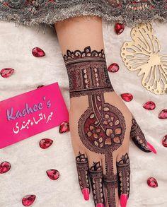 Kashee's Mehndi Designs, Stylish Mehndi Designs, Mehndi Design Pictures, Mehndi Designs For Fingers, Kashees Mehndi, K Ring, Beautiful Mehndi, Henna Patterns, Tattoos