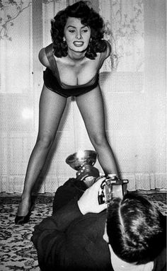 It's hard to imagine now, in the age of the Internet, that once upon a time, in the '40s, '50s, '60s and '70s, pin-up models were the subject of many men's fantasies. These vintage pinups could be could be seen adorned on the walls of many men. Hence the name pin-up because you could display ...
