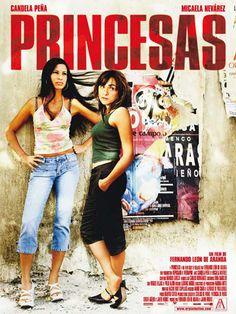 Princesas (2005) España. Dir: Fernando León de Aranoa. Drama. Prostitución - DVD CINE 1170
