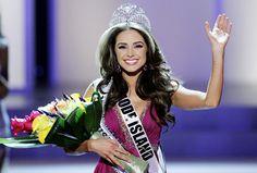 Olivia Culpo Wins Miss Universe 2012