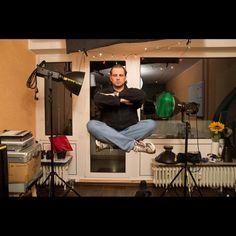 Guru Meditation Levitation