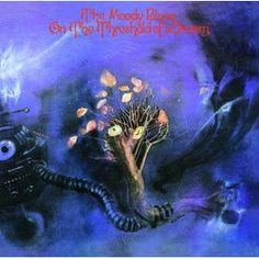 Best Moody Blues Album- On the Threshold of a Dream
