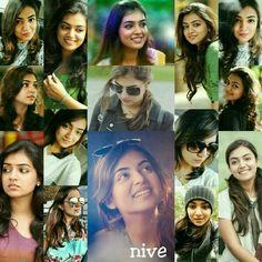 Senior Girl Poses, Senior Girls, Indian Film Actress, South Indian Actress, Simple Frock Design, Nazriya Nazim, Samantha Photos, Actress Wallpaper, Actors Images