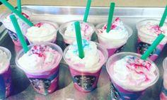 Starbucks' Unicorn Frappuccino Is Actually Happening