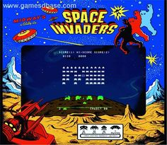 WEBSTA @favoritevideogamessince71 Space Invaders (1978 Arcade By Taito/Midway). Space Invaders is one of the earliestshooting games and the aim is to defeat waves of aliens with a laser cannon to earn as many points as possible. Space Invaders marked the beginning of the golden age of video games. https://www.arcade-museum.com/game_detail.php?game_id=9662