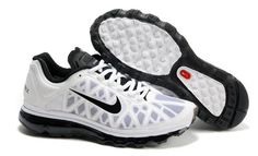 Men's Nike Air Max 2011 White Black