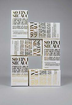 Good design makes me happy: packaging