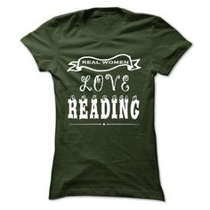 Real women love Reading T Shirts, Hoodies. Check price ==► https://www.sunfrog.com/No-Category/Limited-Edition-Real-women-love-Reading-Forest-24862416-Ladies.html?41382