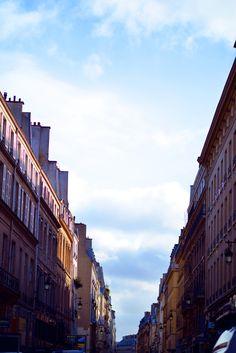 Paris via Kayture