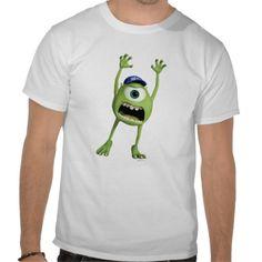 Mike Scaring Tshirt $20.95 Disney University, Monster University, Cartoon Network Adventure Time, Adventure Time Anime, Princess Bubblegum, Marceline, Marshall Lee, Powerpuff Girls, Fitness Models