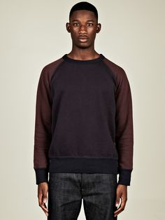 Our Legacy Men's 1950s Great Sweat in mixed colours at oki-ni
