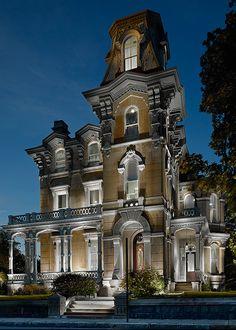James Lee house in Memphis, TN built 1848