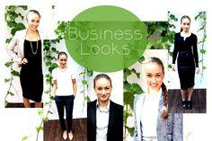 LookBook: Business / Office / Büro - Anziehen Bewerbungsgespräch - Kleid...