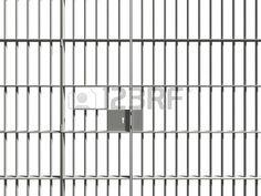 rejas de hierro: prisión