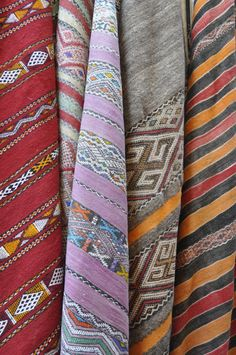 Natural Textiles of cotton, silk and hemp are a Feng Shui Wood Element.