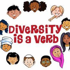 Follow Diversity is a Verb on Facebook!