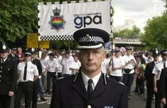 gay police   Gay Police Come Out With Pride