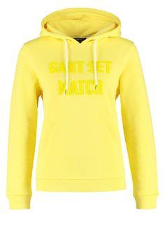 GANT Hoodie clear yellow