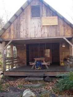 Stratton Pond Shelter,   Windham, VT