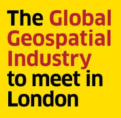 GEO Business, is a major new geospatial event for everyone involved in the gathering, storing, processing and delivering of geospatial information.