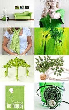 Amazingly green by Justi Kar on Etsy--Pinned with TreasuryPin.com