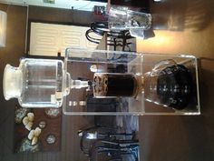 A must for the coffee lover, Cold Drip filter coffee clean and crisp.