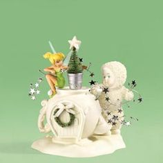 """Department 56: Products - """"Trimming The Tree With Tink"""" - View Products"""