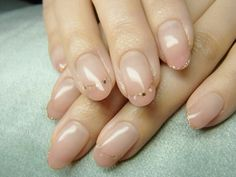 Nail Common-- a nail salon that offers high quality custom nail to meet your needs Simple Nail Designs, Nail Polish Designs, Beautiful Nail Designs, Nail Art Designs, Pretty Nail Colors, Pretty Nails, Korean Nail Art, Gradient Nails, Minimalist Nails