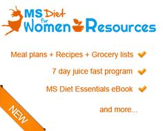 Finding Your Perfect Weight With The MS Diet - MS Diet For Women