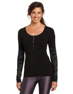 Aventura Women's Milena Henley Shirt « Clothing Impulse