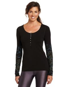 Aventura Women's Milena Henley Shirt « Clothing Impulse