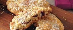 Chocolate and dried cranberries add a rich flavor to these warm scones made using Original Bisquick® mix – a perfect bread recipe.