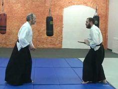Knife Disarming Basics: Aikido Tanto Tori 2 | Doug Wedell Sensei, Seidokan Aikido