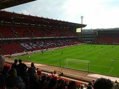 Oakwell, Barnsley FC