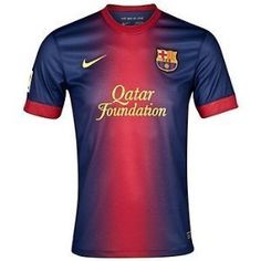 Barcelona Jersey Home Shirt 2012/13 Soccer Jersey Size Xl by Barcelona. $30.49. We promise our soccer jerseys are all made of 100% polyester, Product made from Asia You will receive great replica jerseys Hight Quality all logo all coming brand new with 100% Embroidery team crest, brand logos Outstanding quality at very cheap price, save you a lot of money. Guaranteed strict QC for each jersey before shipping.Safe and prompt delivery, and different shipping way to satisfy differe...