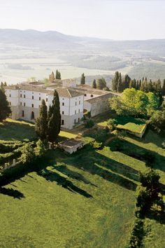 Castello di Casole in Italy, honeymoon! Cooking classes together!
