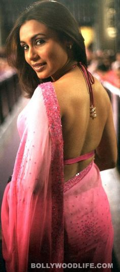 Kareena Kapoor, Priyanka Chopra, Anushka Sharma, Sunny Leone: Who's got the sexiest back? - Bollywood News & Gossip, Movie Reviews, Trailers & Videos at Bollywoodlife.com  #RaniMukerji