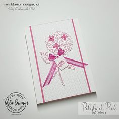 Showcasing the new In Colours from Stampin' Up!® with the Creativity Abounds Design Team Tutorial and Blog Hop. Stampin Up, Card Ideas, Creativity, Colours, Blog, Cards, Design, Stamping Up