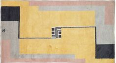"""Ivan da Silva Bruhns Art Deco rug in Blog """"Famous Art Deco Rugs: A Guide to Prices at Christie's and Sotheby's"""""""