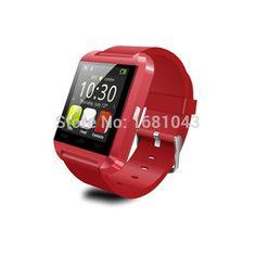 Neue 2016 kundenspezifische hohe qualität bluetooth smart watch u80 u8 drahtlose smartwatch wrist für ios, Andriod Smartphones //Price: $US $2.84 & FREE Shipping //     #clknetwork