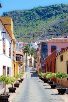 Popular on 500px : Garachico Tenerife Spain by olafchristen1