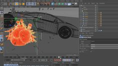 Freeze Time Explosion Cinema 4d « Cinema 4D Tutorials