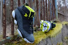Jordan 6 Rings Venom Green (322992-033)