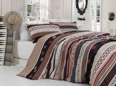 Potrpíte si na výrazné barvy i vzory? Povlečení Mexiko spojuje obojí.     Ložní povlečení je potištěno z obou stran stejně na povlaku na deku i na polštáři.     Kvalitní zipový uzávěr     Materiál: hladká 100% bavlna.