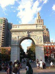 Washington Square Park, NYC!
