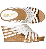 FOREVER Selected by Paula Abdul Sensational Wedge: Sale $34.99