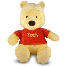 Kids Preferred Disney Baby Jumbo Winne the Pooh Plush, Yellow